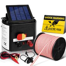 Gravitee Tape Solar Fence Energiser