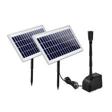 1200L Oslow Solar Powered Pond Pump Kit