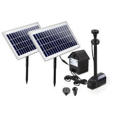 1600L Oslow Solar Powered Pond Pump Kit