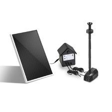 250L Oslow Solar Powered Pond Pump Kit