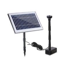500L Oslow Solar Powered Pond Pump