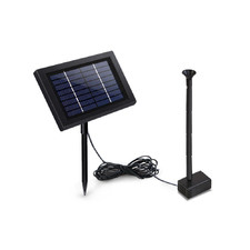 230L Oslow Solar Powered Pond Pump