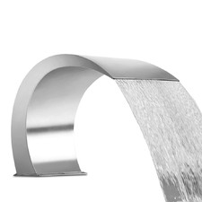 Asher Stainless Steel Water Feature
