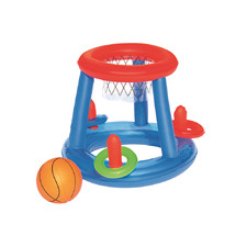 Conor Inflatable Pool Basketball Set
