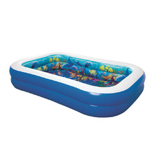 Conor Undersea Adventure Inflatable Swimming Pool with 3D Goggles