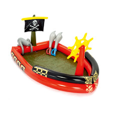 Conor Pirate Adventure Inflatable Swimming Pool