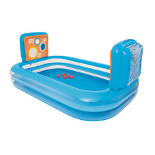Kids Conor Skill Shot Inflatable Swimming Pool