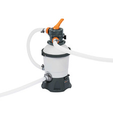 Flowclear 530GPH Sand Filter Pool Cleaning Pump