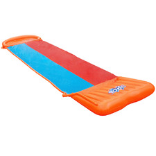 Kids' Twin Inflatable Water Slip & Slide