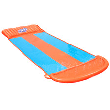 Kids Triple Conor Inflatable Water Slip & Slide