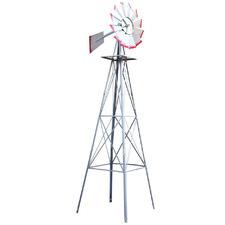 186cm Stace Metal Garden Windmill