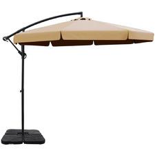 3m Mica Cantilever Umbrella