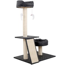 Tallulah Cat Scratching Post & Toy Mice