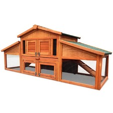 2 Storey Wooden Pet Hutch
