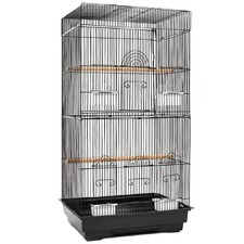 Model 2 Low Stand Bird Cage with Perch