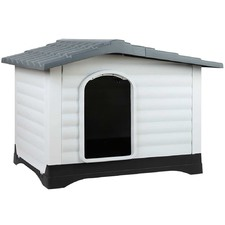 Indoor Outdoor Plastic Pet Kennel