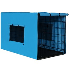 Collapsible Pet Cage with Cover