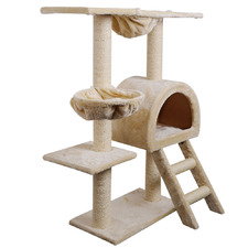 Cat Scratching Poles Tree