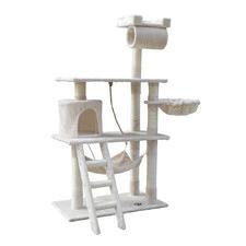 Deluxe Multi-Layer Cat Tree Play Condo