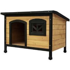 Model 3 Fir Wood Pet Kennel