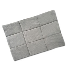 Dark Grey Smart Pet Crate Pad