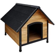 i.Pet Wooden Dog Kennel