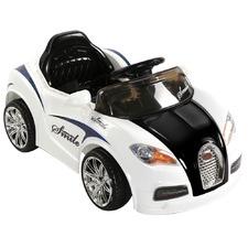Kids' Ride-On Bugatti-Style Sports Car