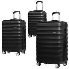 3 Piece Lightweight Hard Suitcase Set