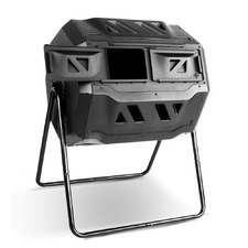 160L Compost Tumbler Recycling Bin