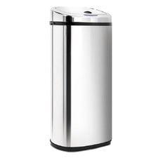 Stainless Steel Motion Sensor Rubbish Bin 50 L