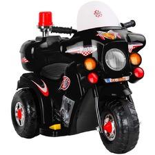 Kids' Ride-On Patrol Motorbike