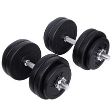 Everfit 12 Piece Home Gym Fitness Dumbbell Set