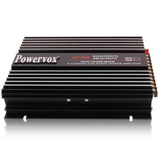 2800 Watt 4 Channel Car Audio Amplifier