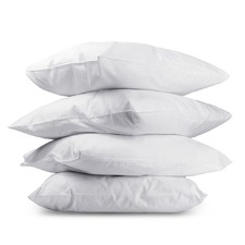 Firm & Medium Pillows (Set of 4)