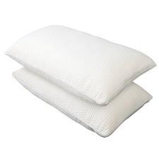 Memory Foam Pillows (Set of 2)