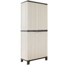 Tall Line Outdoor Storage Cupboard