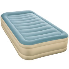 Blue Bestway Inflatable Bed