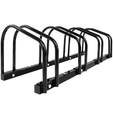 4 Part Portable Bike Parking Rack