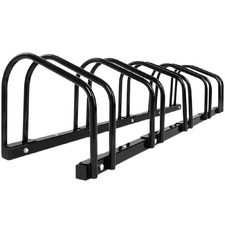 5 Part Portable Bike Parking Rack