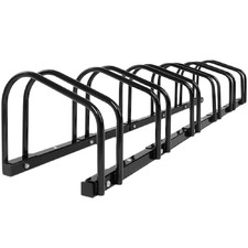 6 Part Portable Bike Parking Rack