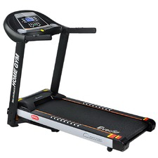 3.5hp Black Fit Home Electric Treadmill