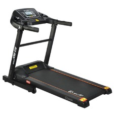 2hp Black Fit Home Electric Treadmill