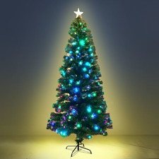 Hollie Joys LED Fairy Christmas Tree