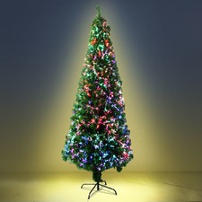 Slim Hollie Joys LED Christmas Tree
