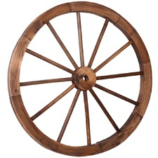 Gardeon Wooden Wagon Wheels