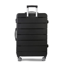 3 Piece Liven Luggage Suitcase Trolley Set