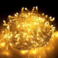 500 Warm White LED String Lights