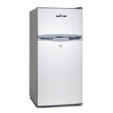 Large Everest 2 in 1 Freezer Fridge