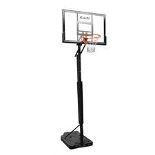 Black Adjustable Fitness Buddy Pro Basketball System