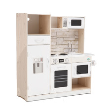 Kids' Modern Kitchen Play Set